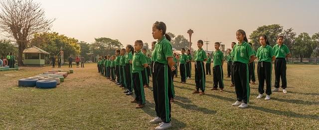 เด็กไทยมีวินัย ใจสัตย์ซื่อ รู้ประหยัด เคร่งครัดคุณธรรม