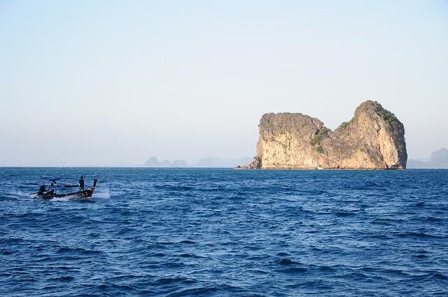 ทะเลไทย จังหวัดตรัง